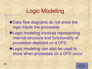 Logic Modeling