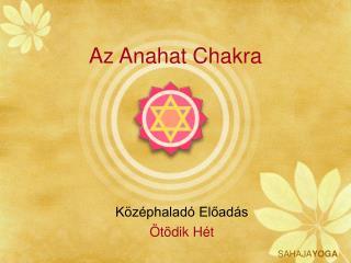 Az Anahat Chakra