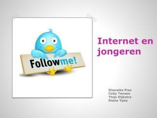 Internet en jongeren