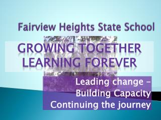 Fairview Heights State School