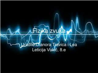 Fizika zvuka