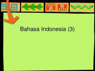Bahasa Indonesia (3)