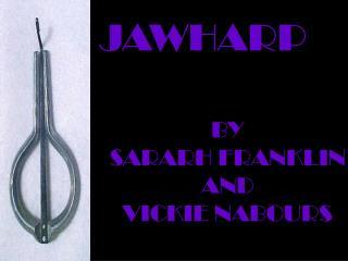 JAWHARP