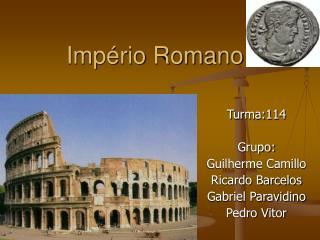 Imp rio Romano