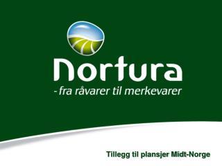 Tillegg til plansjer Midt-Norge