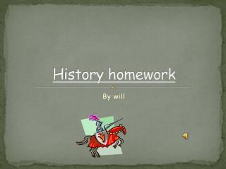 History homework