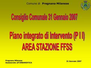 Comune di Pregnana Milanese