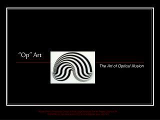 """""""Op"""" Art"""