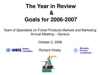 The Year in Review  & Goals for 2006-2007