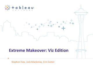 Extreme Makeover: Viz Edition