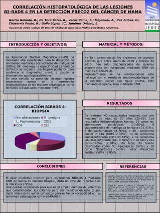 Hospital  de Jerez. Unidad de Gestión Clínica de Oncología Médica y Cuidados Paliativos.