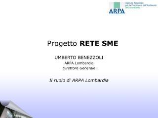 Progetto  RETE SME