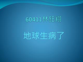 60411 林鈺翔