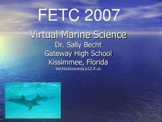 FETC 2007