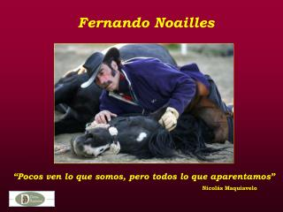 Fernando Noailles