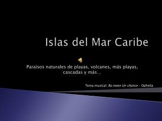 Islas del Mar Caribe