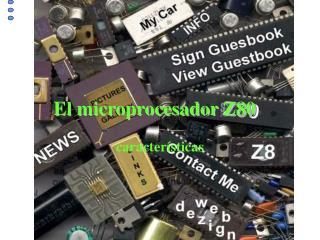 El microprocesador Z80