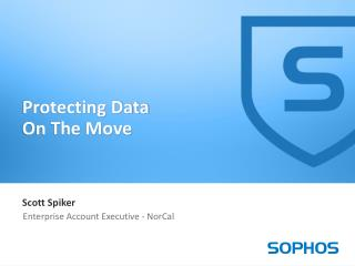 Protecting Data  On The Move