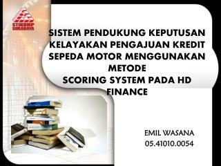 EMIL WASANA 05.41010.0054