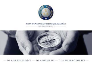 — RANKING WARTOŚCI MAREK WIELKOPOLSKI 2012 —