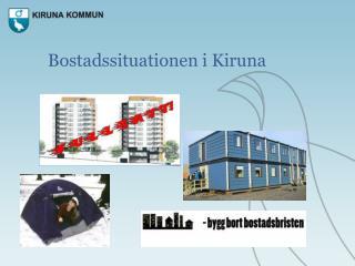 Bostadssituationen i Kiruna