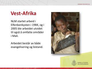 Vest-Afrika
