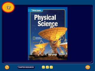 Chapter 12:  Electromagnetic Waves