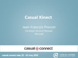 Casual Kinect
