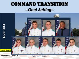 Command Transition -- Goal Setting--
