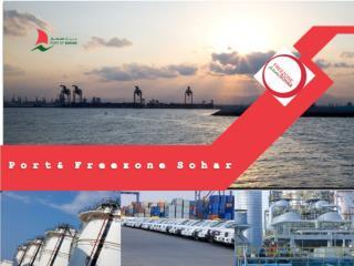 Port  Freezone Sohar