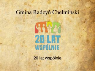 Gmina Radzyń Chełmiński