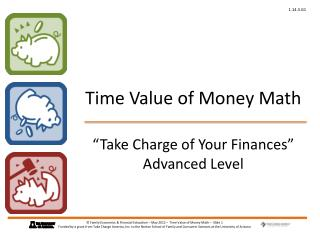 Time Value of Money Math