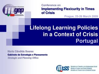 Lifelong Learning Policies in a Context of Crisis Portugal