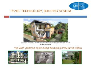 PANEL TECHNOLOGY, BUILDING SYSTEM