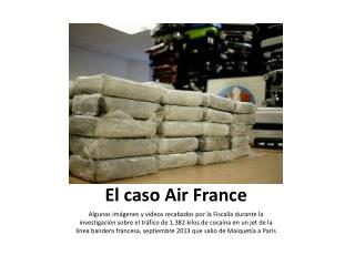 El caso Air France