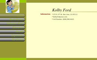 Kolby  Ford