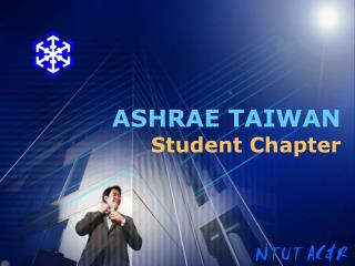 ASHRAE TAIWAN Student Chapter