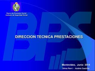 Banco de Previsión Social Instituto de Seguridad Social