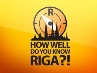 Spēle, kas balstās uz orientēšanās spējām un Rīgas vēstures pārzināšanu