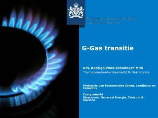 G-Gas transitie