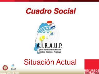 Cuadro Social Situación Actual