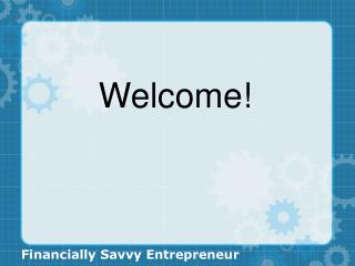 Financially Savvy Entrepreneur