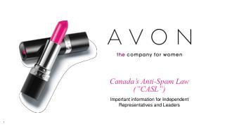 "Canada's Anti-Spam Law (""CASL"")"