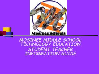 SCHOOL DISTRICT OF MOSINEE