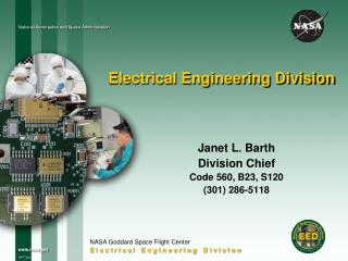 Electrical Engineering Division