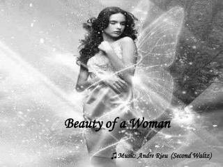 Beauty of a Woman