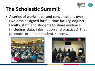 The Scholastic Summit