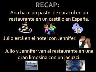 RECAP:
