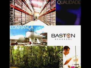 Atualmente a Baston tem mais de 200 itens em seu portifólio.