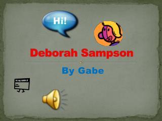 Deborah Sampson